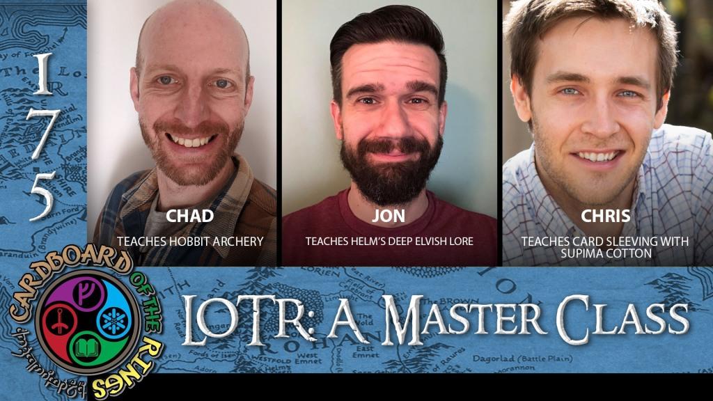 CotR 175 - LotR: A Master Class