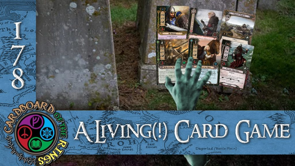 Episode 178: A Living (!) Card Game