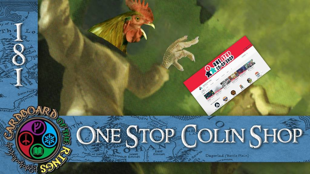Episode 181: One Stop Colin Shop